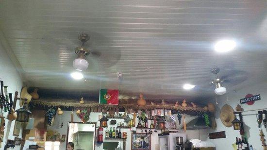 Restaurante Trás da Sé : Cozinha