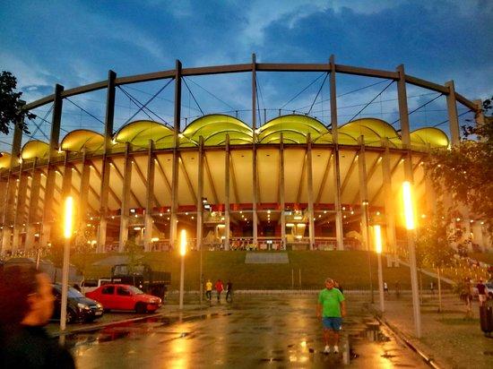 National Arena Stadium Bucharest: National Arena