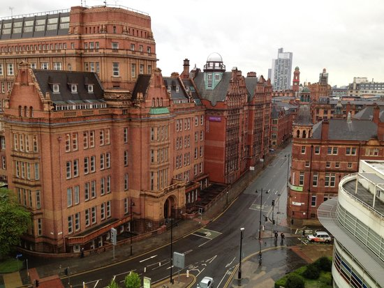 SACO Manchester - Piccadilly: Day time view