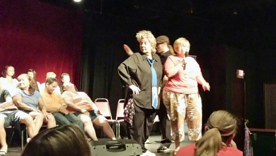 The Jecobie Roberts Comedy Hypnosis Show: Funniest Night of My Life!