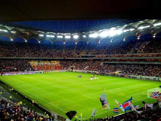 National Arena Stadium Bucharest : National Arena