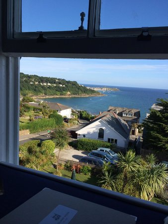 Headland House: View from Porthcurno - Room 6