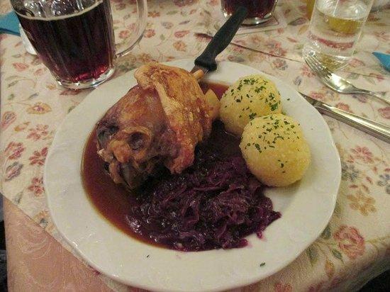 Baumeisterhaus: Awesome food!