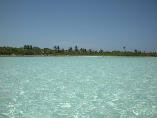 Sian Ka'an Biosphere Reserve : Le Piscine Naturali