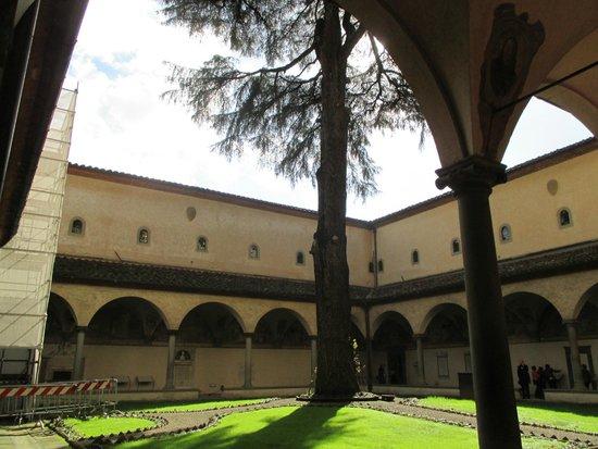 Museo di San Marco: claustro