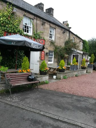 Bay Horse Inn: Front of hotel