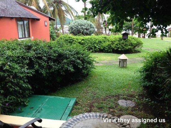 Sandals Grande St. Lucian Spa & Beach Resort : Assigned Room