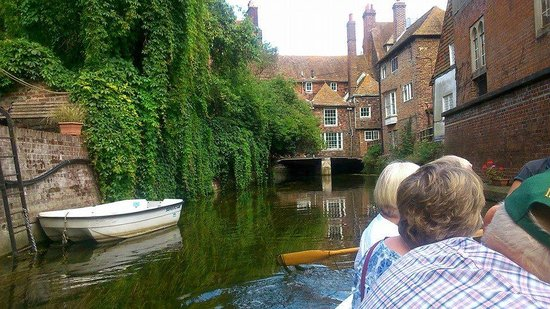 Canterbury Historic River Tours: Beautiful views