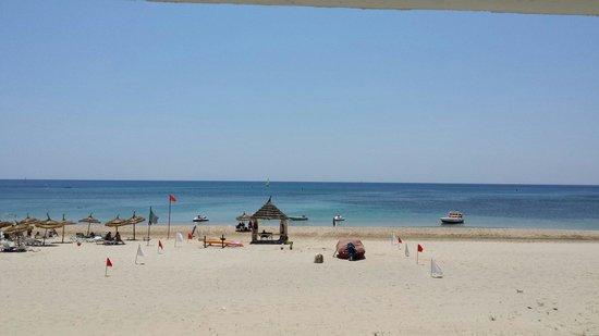 Club Marmara Hammamet Beach : Vue chambre