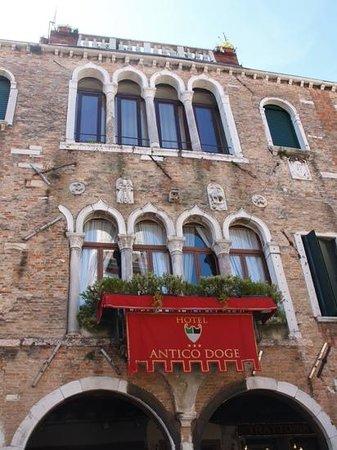 Hotel Antico Doge : Fachada del Hotel