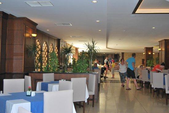 SENTIDO Turan Prince: Restaurant