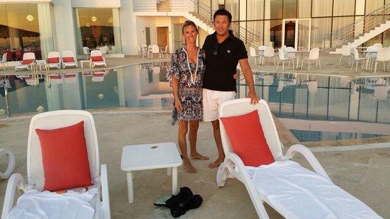 Hotel Farah Tanger : nous