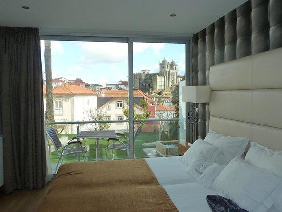Vitoria Village: dormitorio