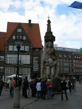 Historische Altstadt: площадь