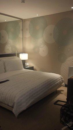 Le Royal Meridien Beach Resort & Spa: the bed