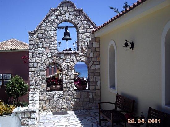 9 Muses Hotel Skala Beach : 9 muses church-skala kefelonia