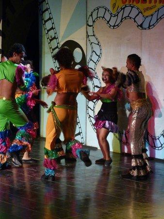 El Mouradi Cap Mahdia: spectacle du soir