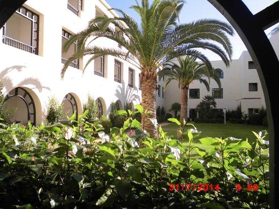 Nerolia Hotel & Spa: vue de la chambre