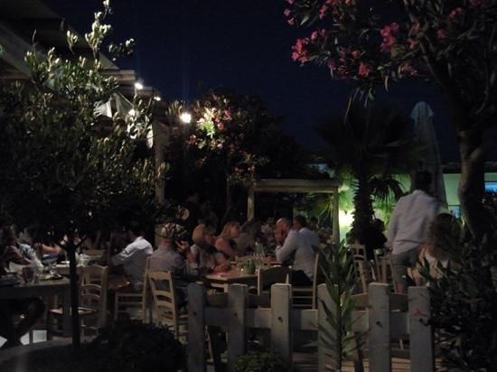 Anogi: taverna