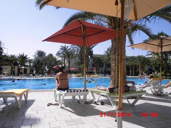 Nerolia Hotel & Spa: piscine