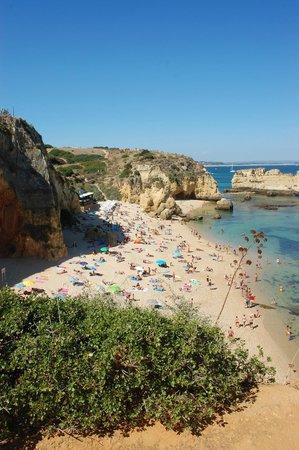 Praia Dona Ana: Beach