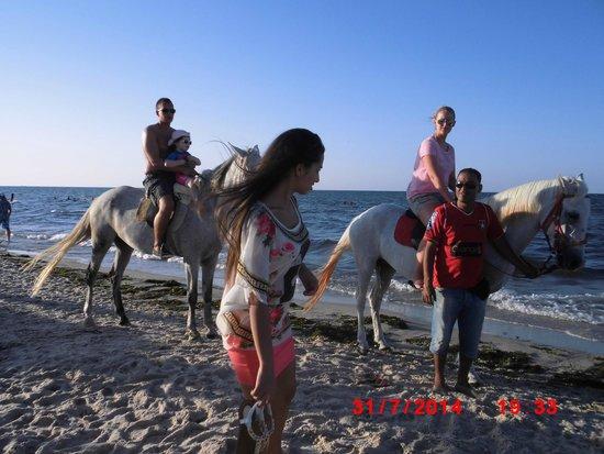 Nerolia Hotel & Spa: balade a cheval