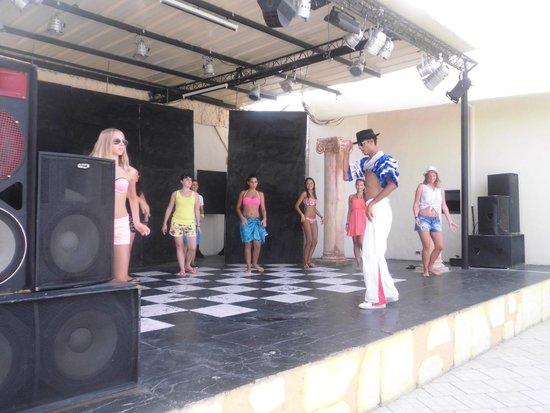 Nerolia Hotel & Spa: leçon de dance