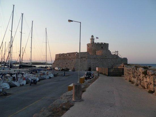 Smartline Cosmopolitan Hotel : Port