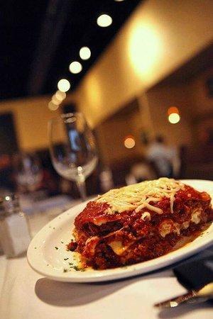 J. Razzo's: lasagna