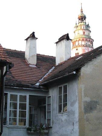 Residence Muzeum Vltavinu : Castle tower