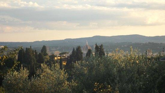 Relais Villa Jacopone Suites: View of Florence