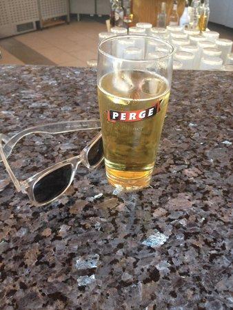 Marcan Resort Hotel: Final drink