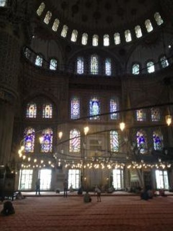 Neon Tours - Day Tours : Blue Mosque, Istanbul