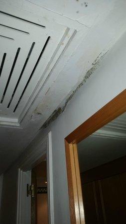 El Mouradi Club Kantaoui : air con in hallway