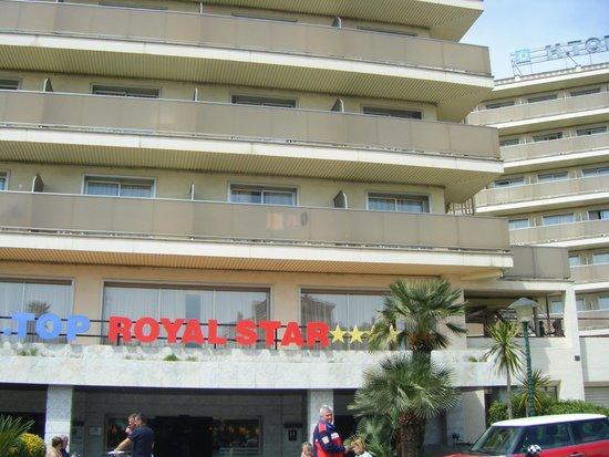 H TOP Royal Star & SPA: hotel