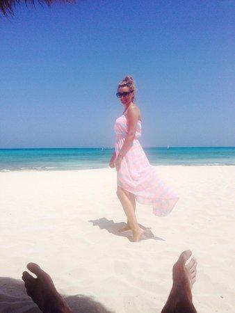 Iberostar Grand Hotel Paraiso : paradise beach!