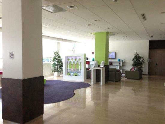 Mercure Venezia Marghera: Lobby area