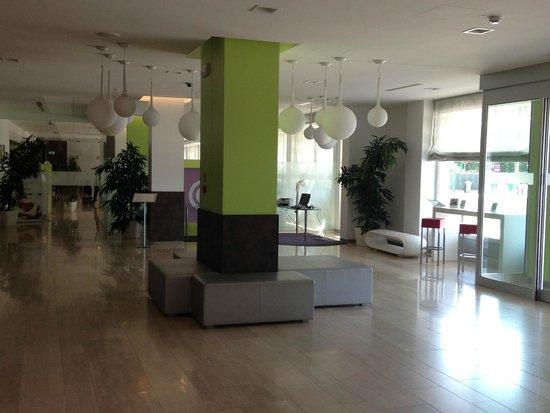 Mercure Venezia Marghera hotel: Lobby area