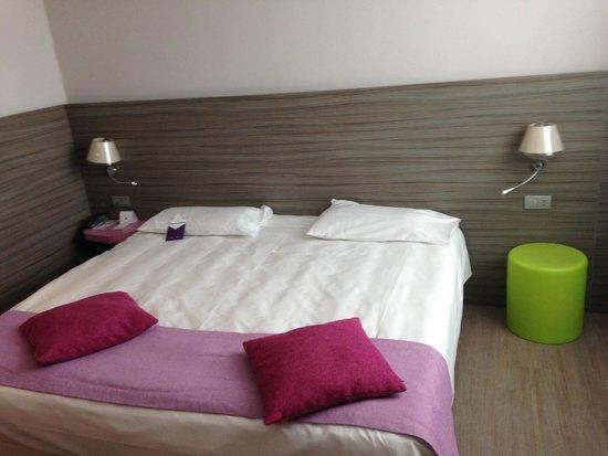 Mercure Venezia Marghera hotel: Bed