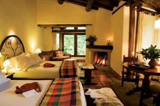 Inkaterra Machu Picchu Pueblo Hotel : Our Room - July 2014