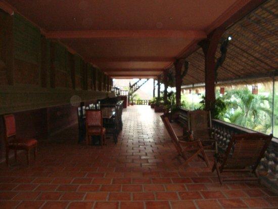 Angkor Spirit Palace: отель