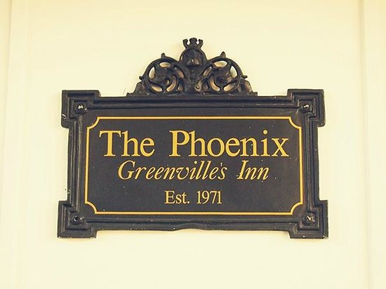 Phoenix Inn: Sign