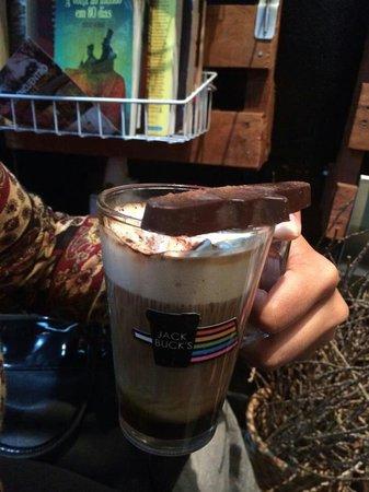Jackbuck's Coffees and Friends : Mistura de café, chocolate, sorriso e amor!!