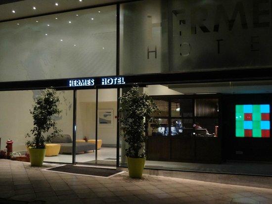 Hermes Hotel: Fachada do Hotel