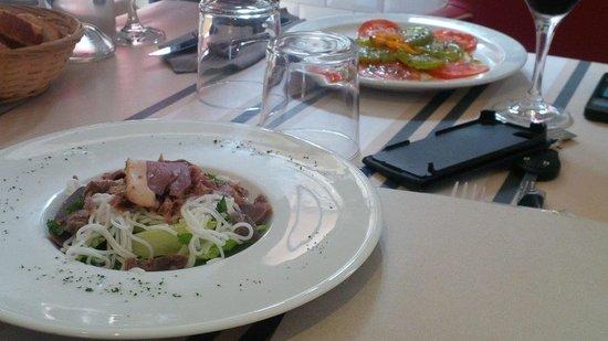 Salade gaskong photo de arriere cuisine marciac for Arriere cuisine marciac