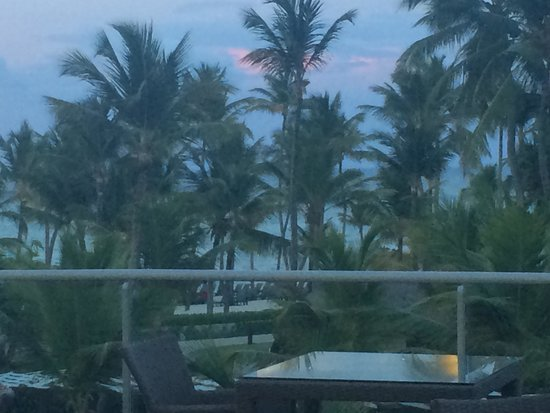 Barcelo Bavaro Beach - Adults Only: View from Coral Restaurant