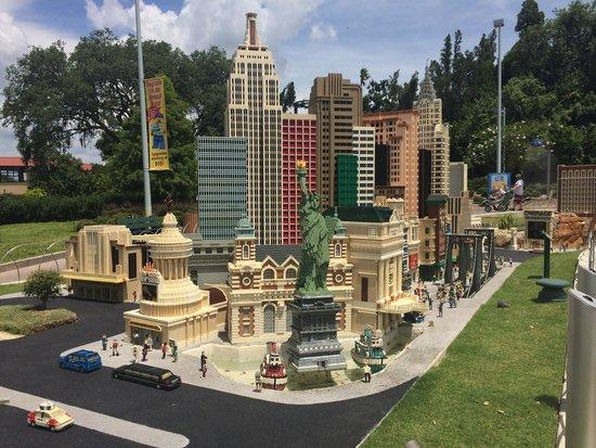 LEGOLAND Florida Resort: Lego Lego Lego!!