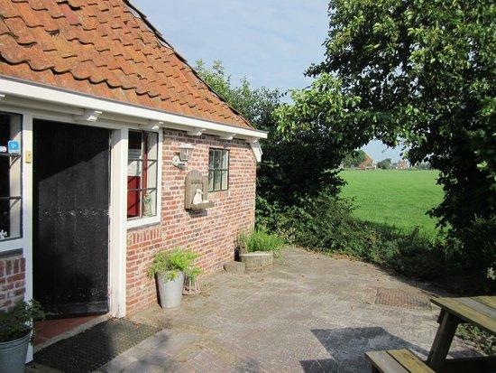 Boazum, Países Bajos: Entrance