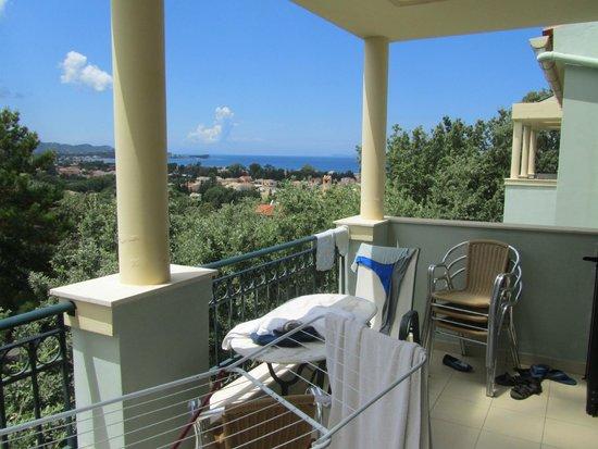 Century Resort: View from room in Building #4