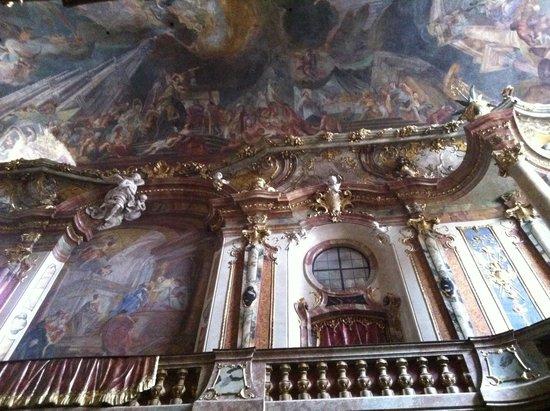 Asamkirche: Amazing interior